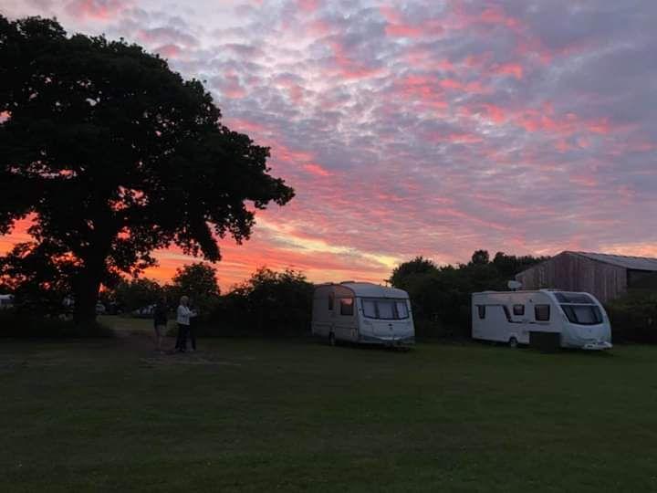 East Midlands, Camping Weekend in Warwickshire