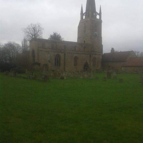 St Peter's Church Harrold